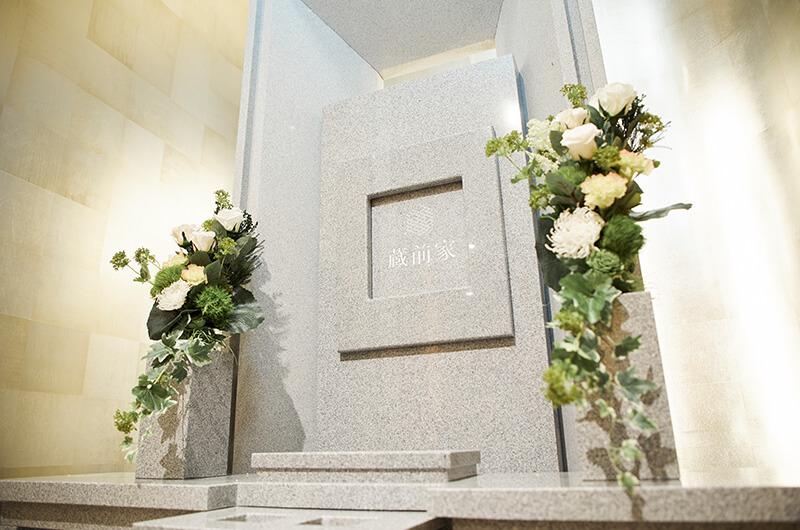 蔵前陵苑 墓石
